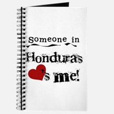 Honduras Loves Me Journal