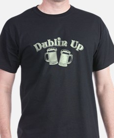 Dublin Up (2 Beers 2 Hands) T-Shirt