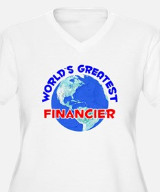 World's Greatest Finan.. (E) T-Shirt