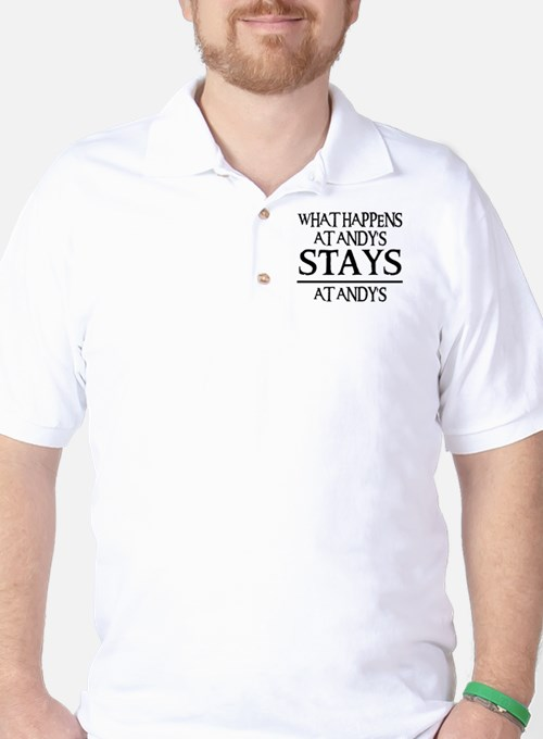 STAYS AT ANDY'S T-Shirt