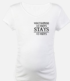 STAYS AT ANDY'S Shirt
