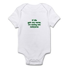 Metaverse Infant Bodysuit