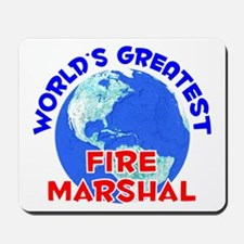 World's Greatest Fire .. (E) Mousepad