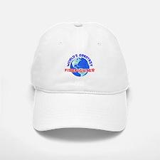 World's Greatest Firef.. (E) Baseball Baseball Cap