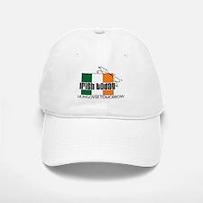Irish Today, Hungover Tomorro Baseball Baseball Cap