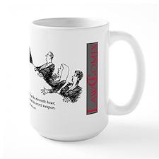 01.21.08.secret.weapon.mediation Mugs