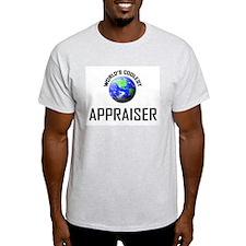 World's Coolest APPRAISER T-Shirt