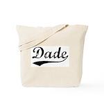 Dade (vintage) Tote Bag