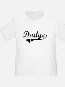 Dodge (vintage) T