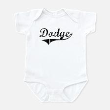 Dodge (vintage) Infant Bodysuit