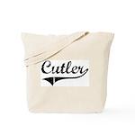 Cutler (vintage) Tote Bag