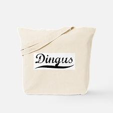 Dingus (vintage) Tote Bag