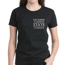 STAYS AT ANDREW'S Tee