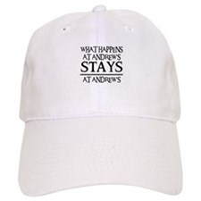 STAYS AT ANDREW'S Baseball Cap