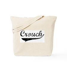 Crouch (vintage) Tote Bag