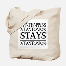STAYS AT ANTONIO'S Tote Bag