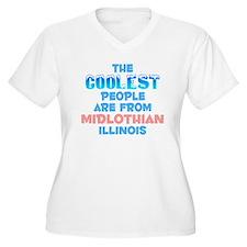 Coolest: Midlothian, IL T-Shirt