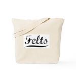Felts (vintage) Tote Bag