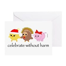 Celebrate Without Harm Greeting Card