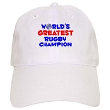 World's Greatest Rugby.. (A) Baseball Cap