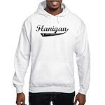 Flanigan (vintage) Hooded Sweatshirt