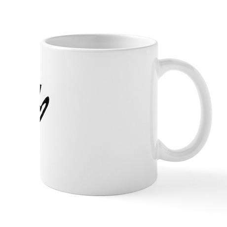 Fitz (vintage) Mug