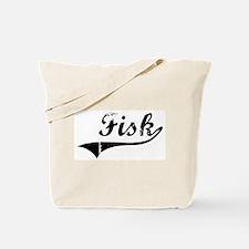 Fisk (vintage) Tote Bag