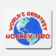 World's Greatest Hocke.. (F) Mousepad