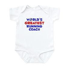 World's Greatest Runni.. (A) Infant Bodysuit