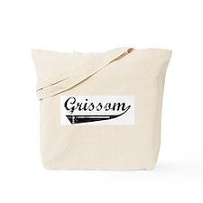Grissom (vintage) Tote Bag