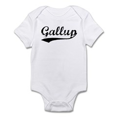Gallup (vintage) Infant Bodysuit