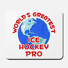 World's Greatest Ice H.. (F) Mousepad
