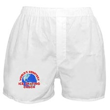 World's Greatest Ice S.. (F) Boxer Shorts