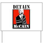 Anti-McCain Yard Sign