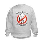 Retire Senator McAncient Kids Sweatshirt