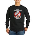 Retire Senator McAncient Long Sleeve Dark T-Shirt