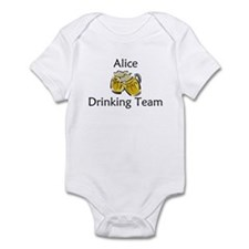 Alice Infant Bodysuit