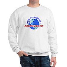 World's Greatest Geoph.. (E) Sweatshirt