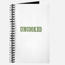 Uncooked Journal