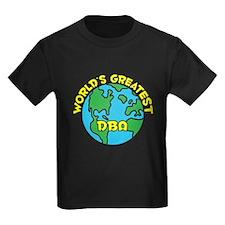 World's Greatest DBA (H) T