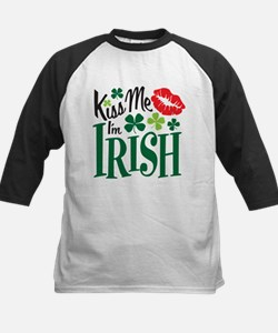 Kiss Me I'm Irish Tee