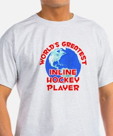 World's Greatest Inlin.. (F) T-Shirt