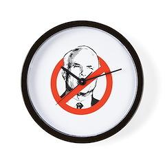 Anti-McCain Wall Clock