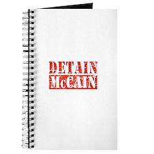 Detain McCain Journal