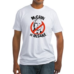 McCain is insane Shirt