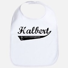 Halbert (vintage) Bib