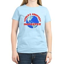 World's Greatest Innke.. (F) T-Shirt