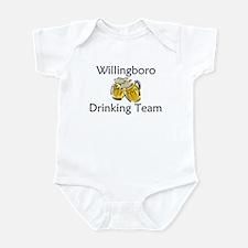 Willingboro Infant Bodysuit
