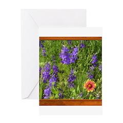 Wildflowers #1 Greeting Card