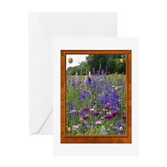 Wildflowers #2 Greeting Card